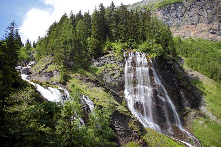  Les Cascades de la Pleureuse et de la Sauffaz (Site classé)