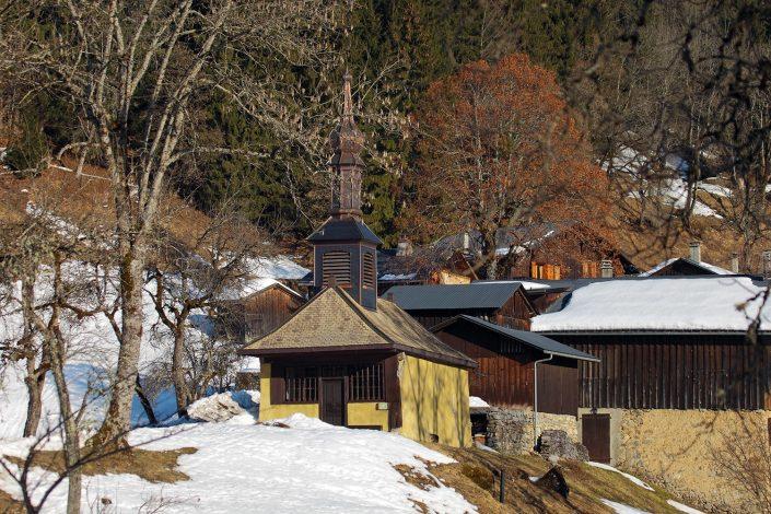 La chapelle du Mont