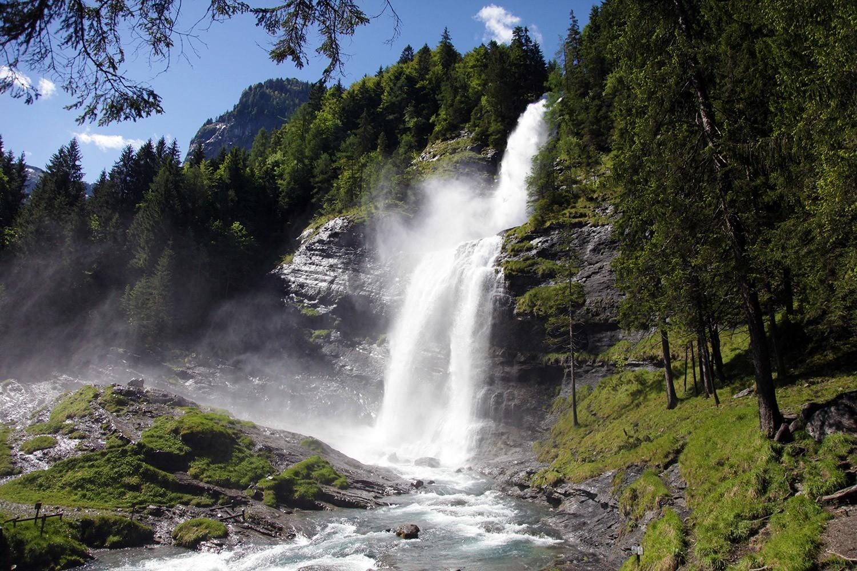  La Cascade du Rouget (Site classé)