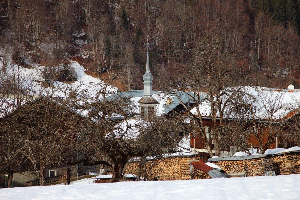Le hameau du Fay