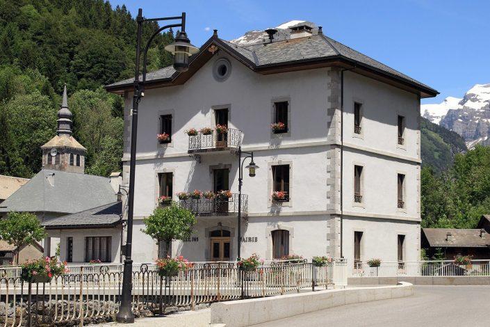 Mairie de Sixt-Fer-à-Cheval